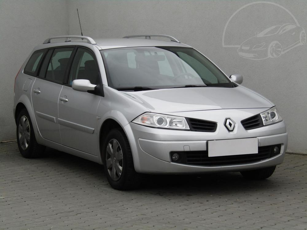 Prodám Renault Megane 1.6 16 V Serv.kniha, ČR