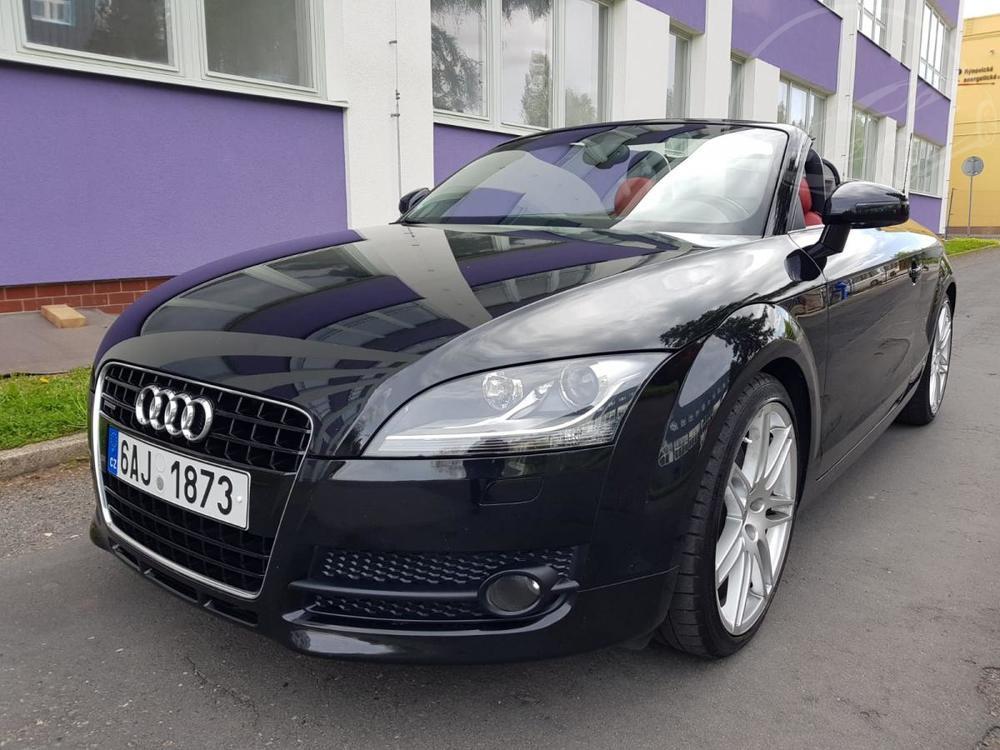 Audi TT 3,2 V6 Quattro Cabrio