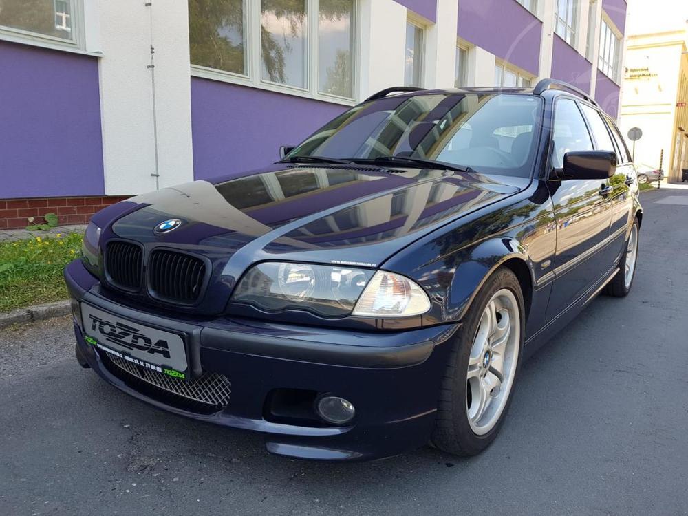Prodám BMW 325 i  ///M