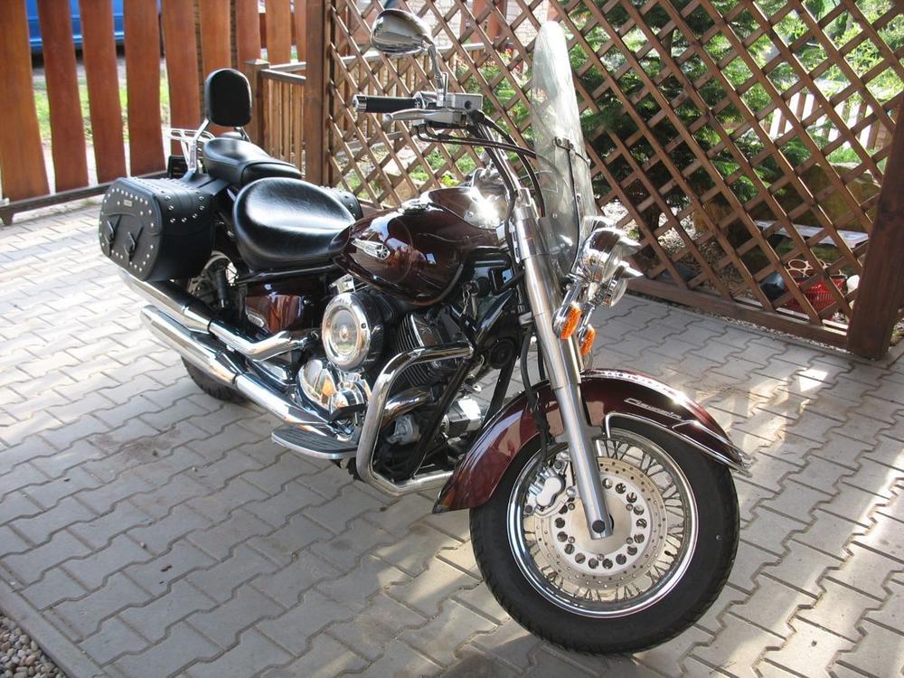Prodám Yamaha XVS DragStar 1100-46 kW, DRAGSTAR