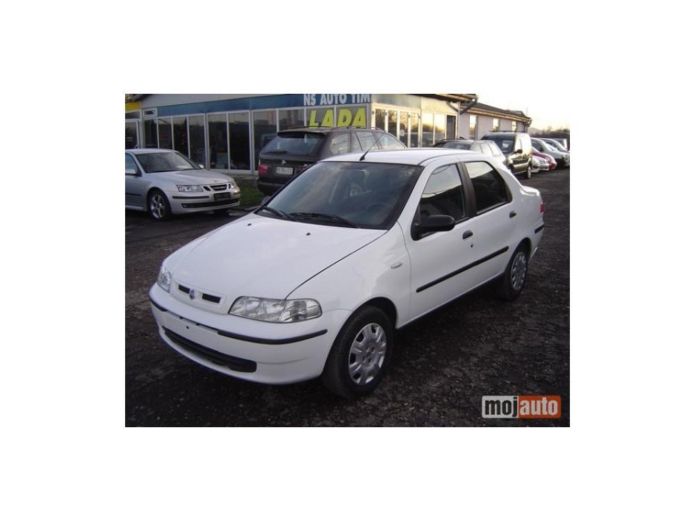 Fiat  Albea 1.2 16 V