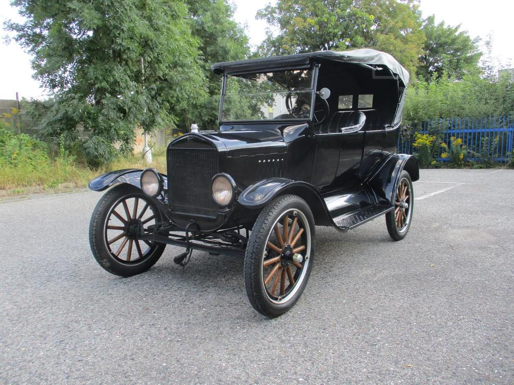 Prodám Ford Model T Touring