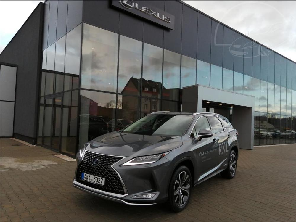 Prodám Lexus 3,5 RX LONG E- FOUR EXECUTIVE