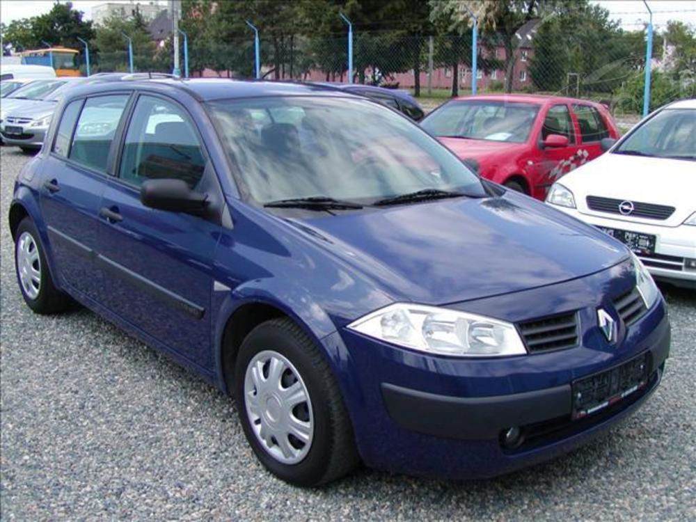 Prodám Renault Megane 1.9DCi,88KW6-ti KVALT,KLIMA !!