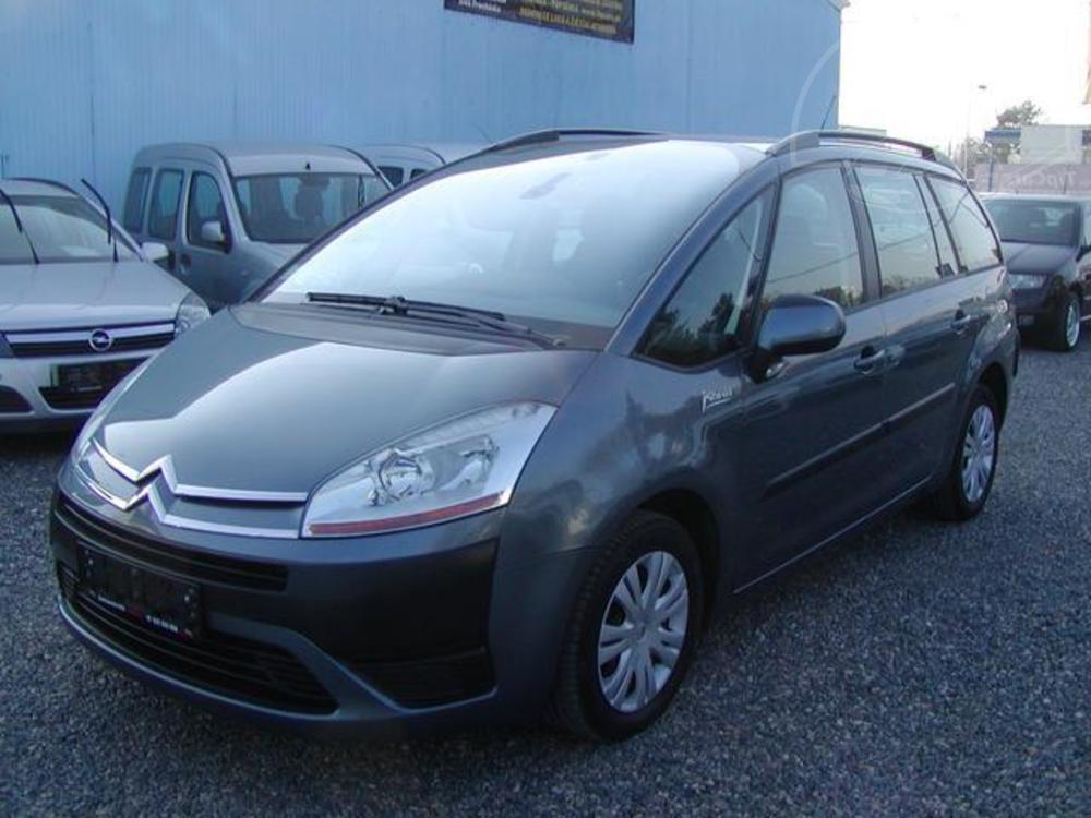 Prodám Citroën Grand 1,6 HDi,AUTOMAT,7-MÍST!!