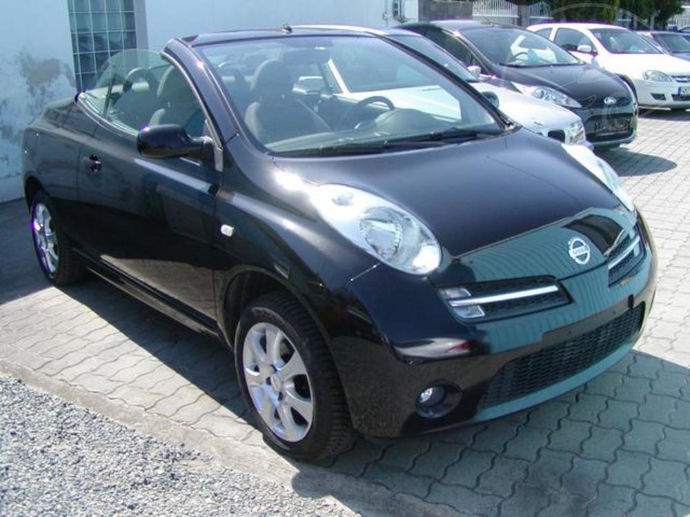 Prodám Nissan Micra 1.4i,16V CC,TOP STAV!!