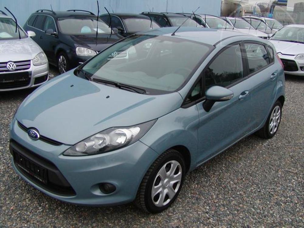 Prodám Ford Fiesta 1.4 TDCi,KLIMA,TOP STAV!!