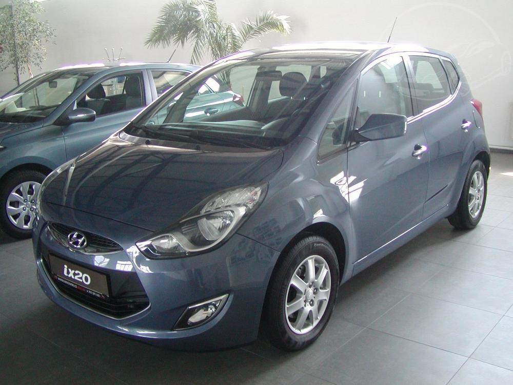 Prodám Hyundai iX20 1.6 CRDi COMFORT,VÝB. STAV !!