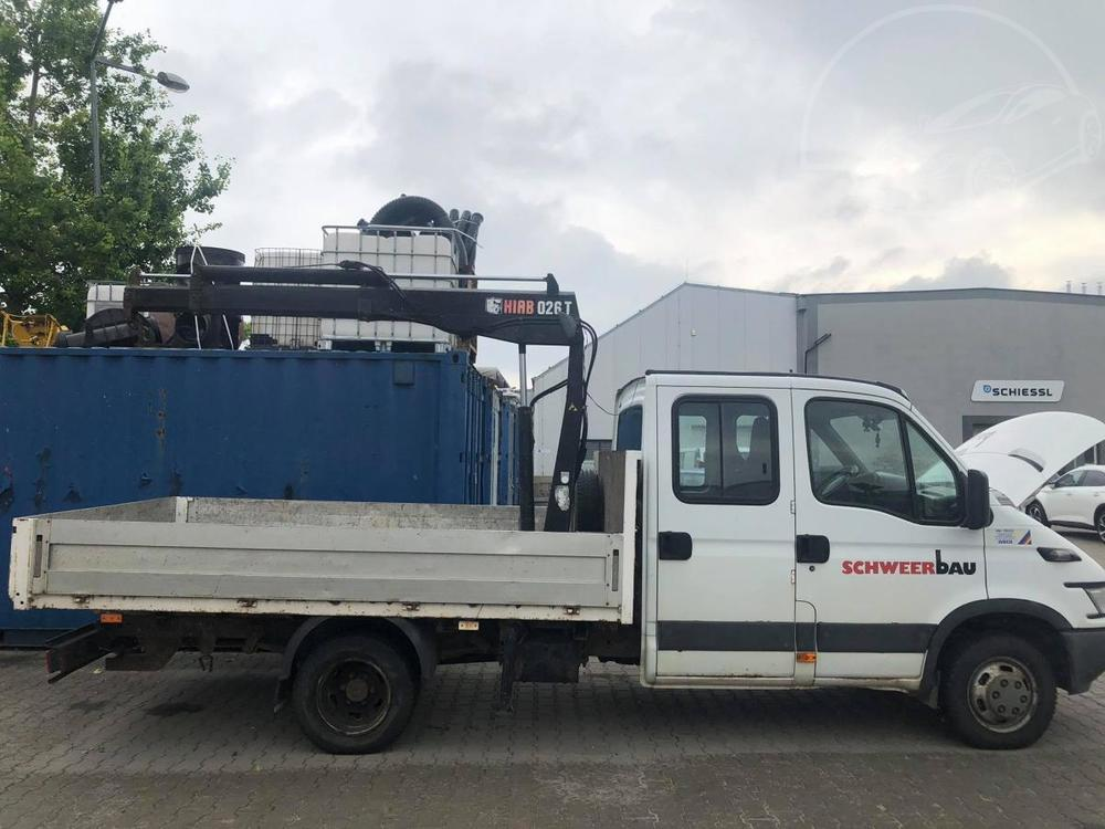 Iveco Daily 50 C17 Hiab 2t 7mist