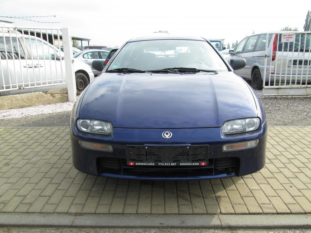 Prodám Mazda 323 1,8i