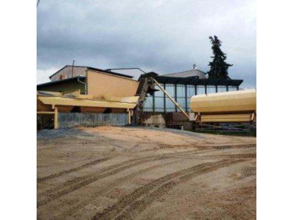 Prodám Jiná Sami betonárka 45m3/h mobilní