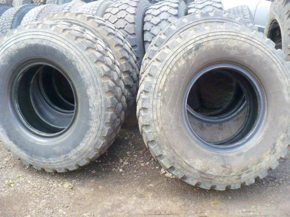 Prodám Jiná pneu Michelin R20 365 85 XZL pneu Michelin R20 36