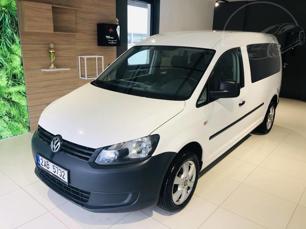 Prodám Volkswagen Caddy Maxi 2.0i CNG 80kW /5732/