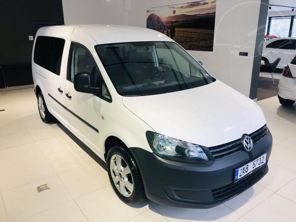 Volkswagen Caddy Maxi 2.0i CNG 80kW /5732/
