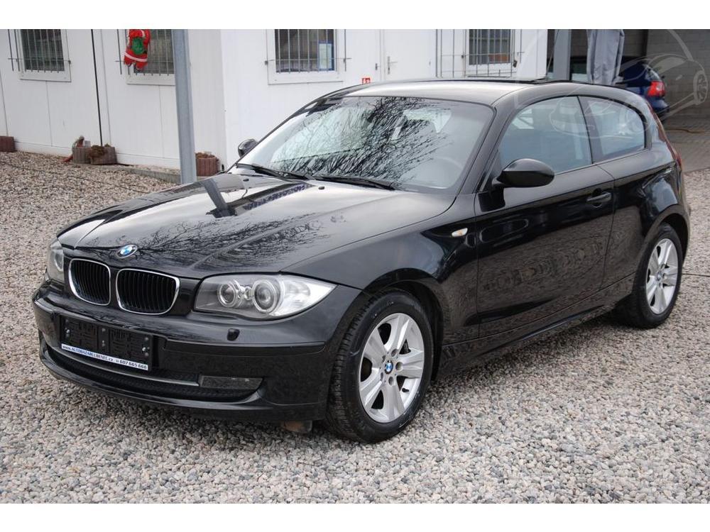 Prodám BMW 118 2.0D 105kW