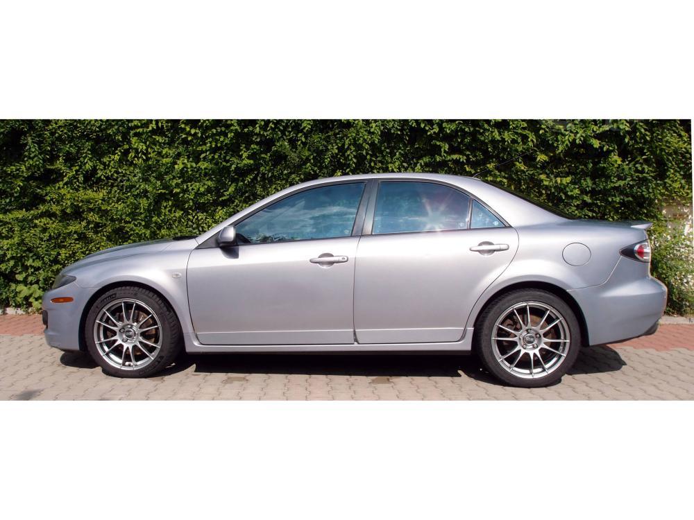 Prodám Mazda 6 MPS 2,3 Turbo 4x4