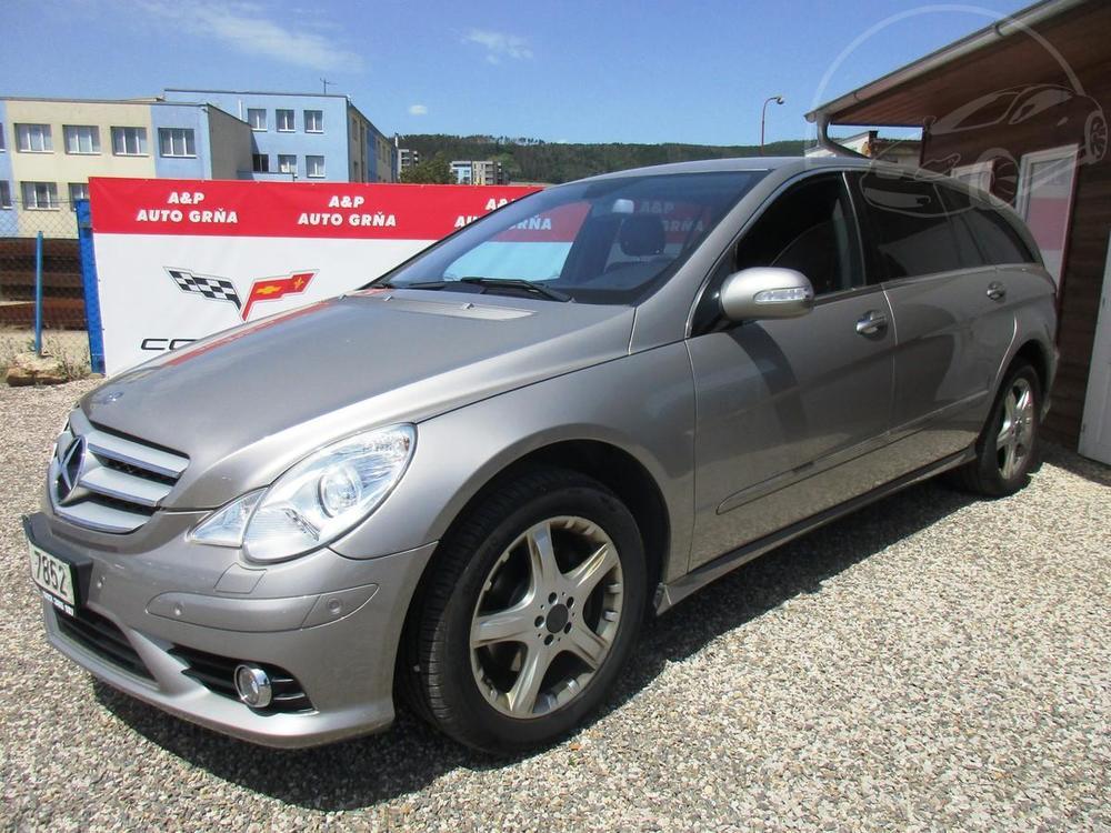 Prodám Mercedes-Benz R 320 CDI L 4-MATIC XENONY NAVI