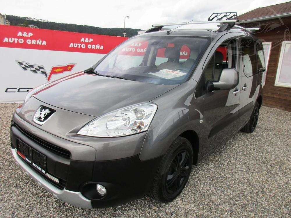 Prodám Peugeot 1,6HDI KLIMA EL.OKNA PDC ESP