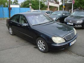 Mercedes-Benz S 320 CDi, CH, AUT,Nová STK + ME
