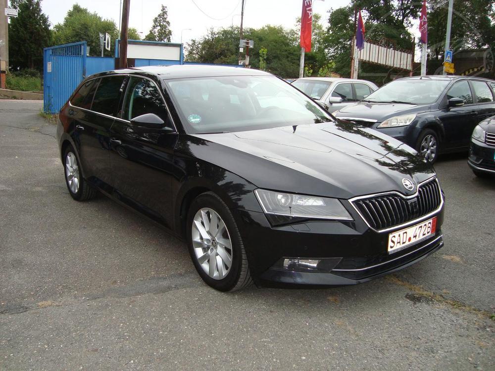 Prodám Škoda Superb 2.0TDi,140KW,Serv.k.Nehav.1Maj