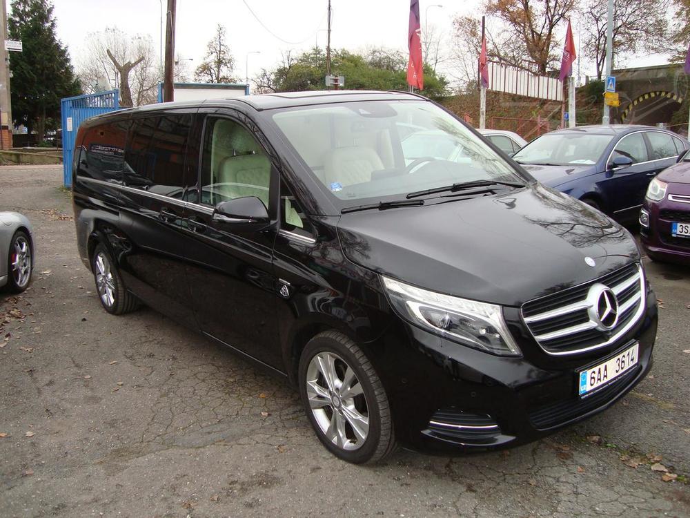 Prodám Mercedes-Benz V 250D,XL,Avantg.Maxbach,ČR,S.k.