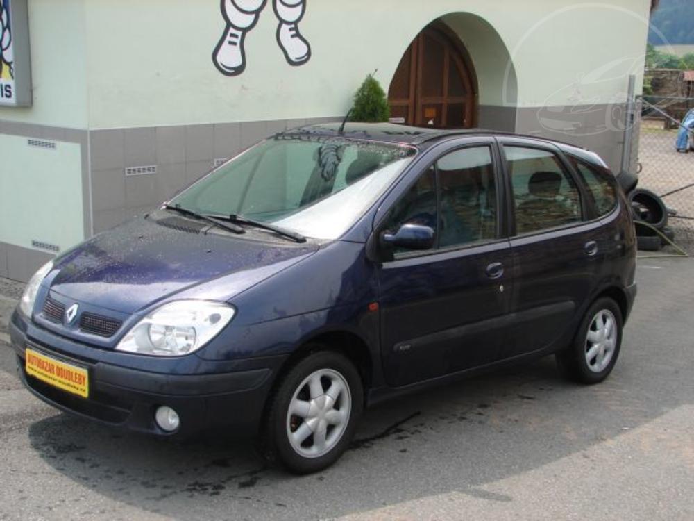 Renault Scenic 1,6i 16V