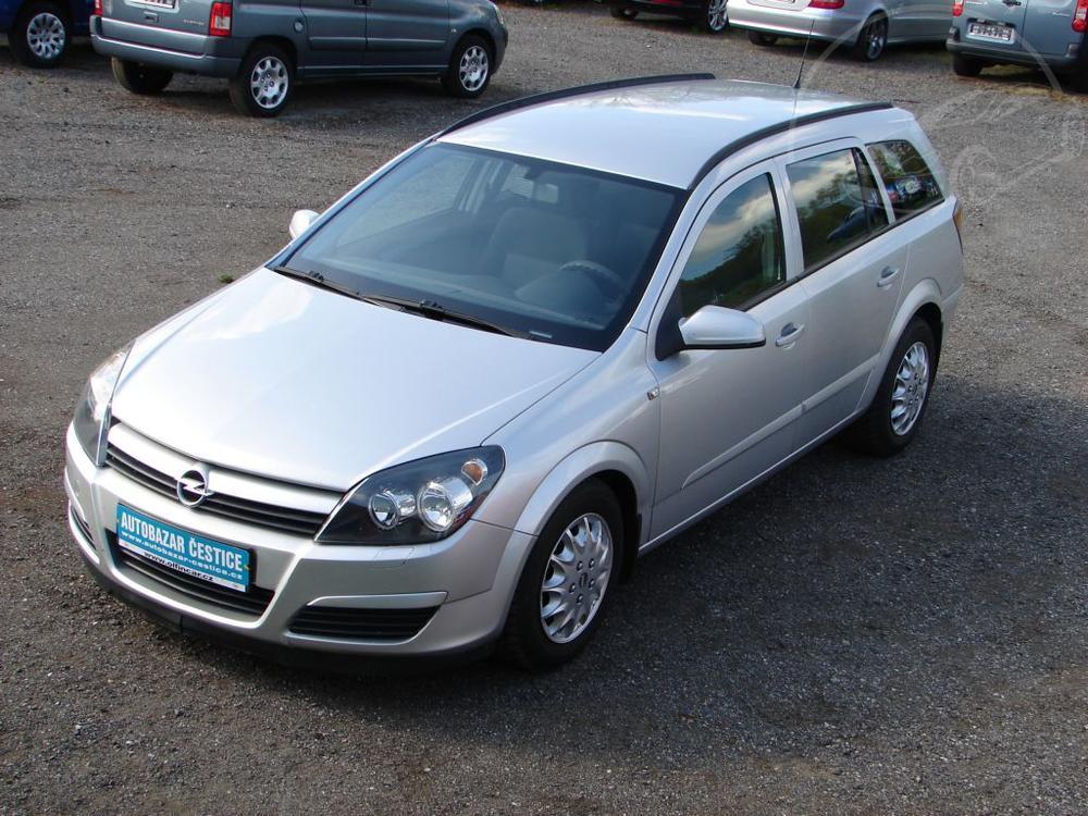 Prodám Opel Astra 1.7 CDTI ecoFLEX