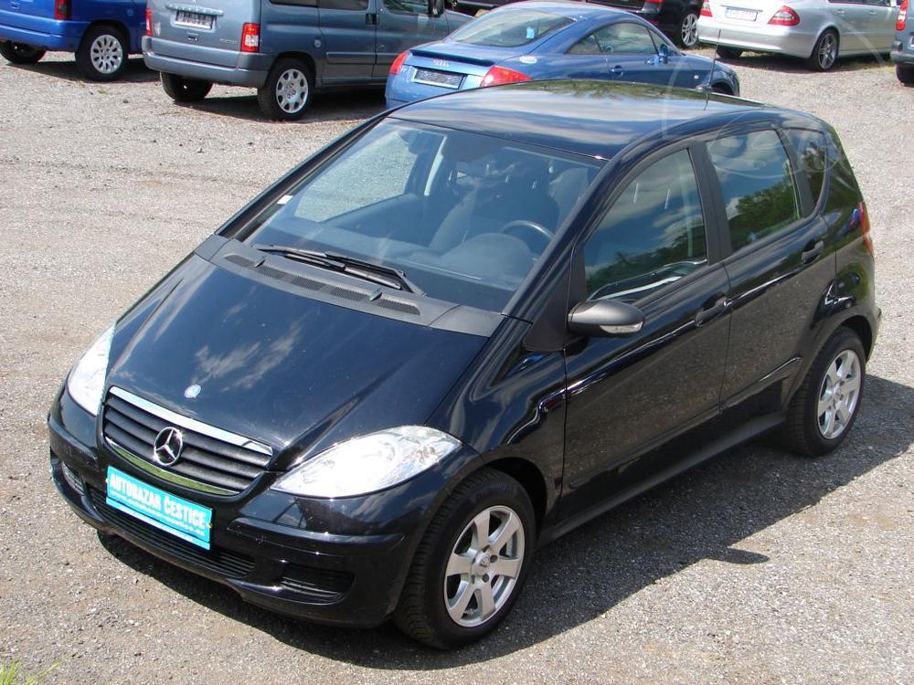Prodám Mercedes-Benz A 180 CDI Classic