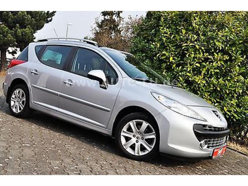 Prodám Peugeot 207 SW 1.6 VTi Sport serviska
