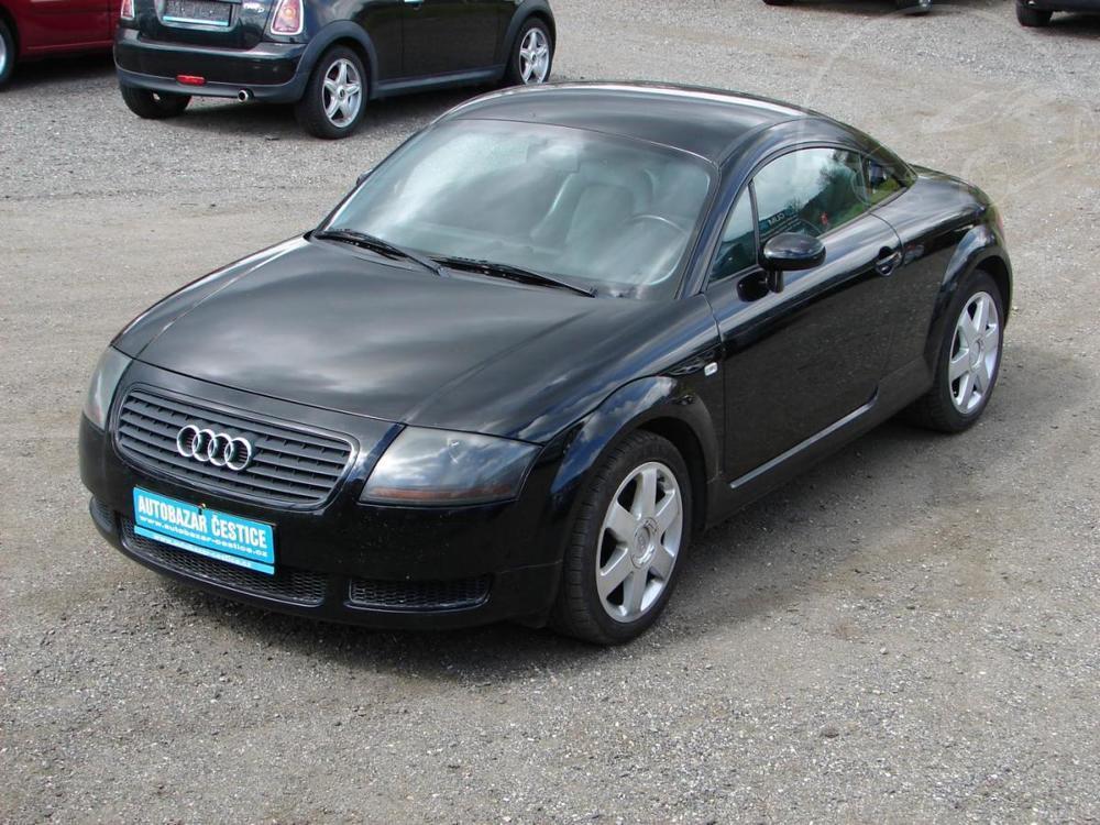 Prodám Audi TT 1.8 T SERVISKA