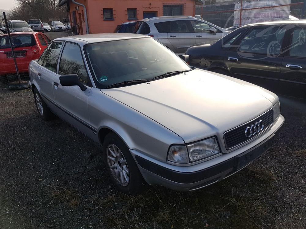 Prodám Audi 80 2.0i 85KW KLIMA