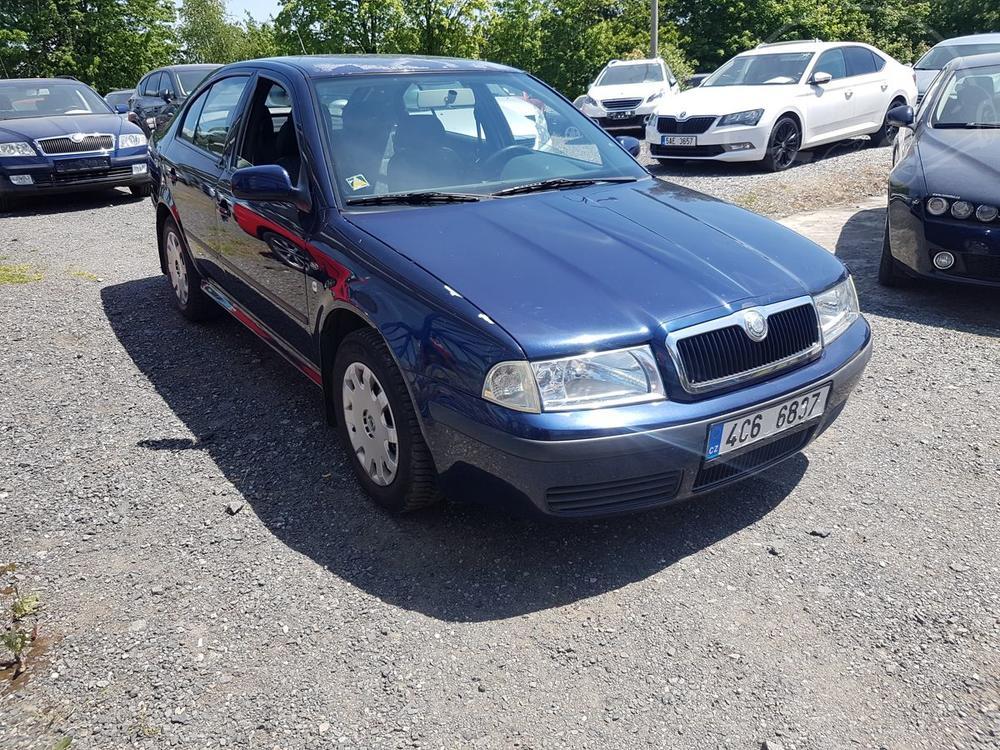 Škoda Octavia 1.6i 75KW DIGI KLIMA
