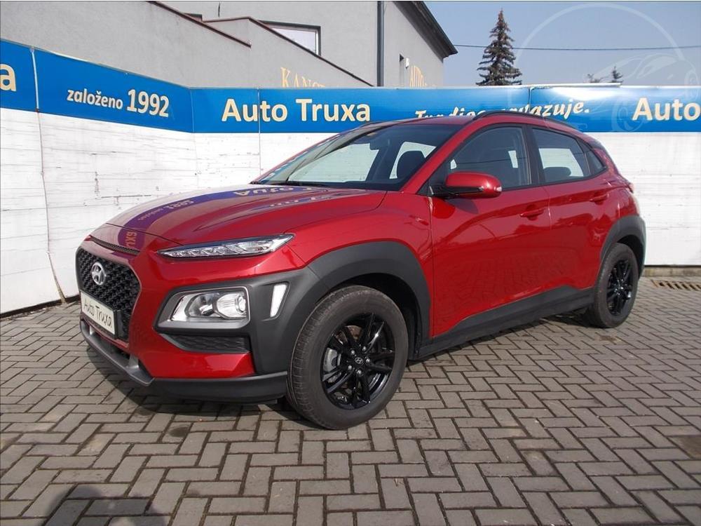 Prodám Hyundai Kona 1.0 T-GDI 88kW COMFORT 1.majit