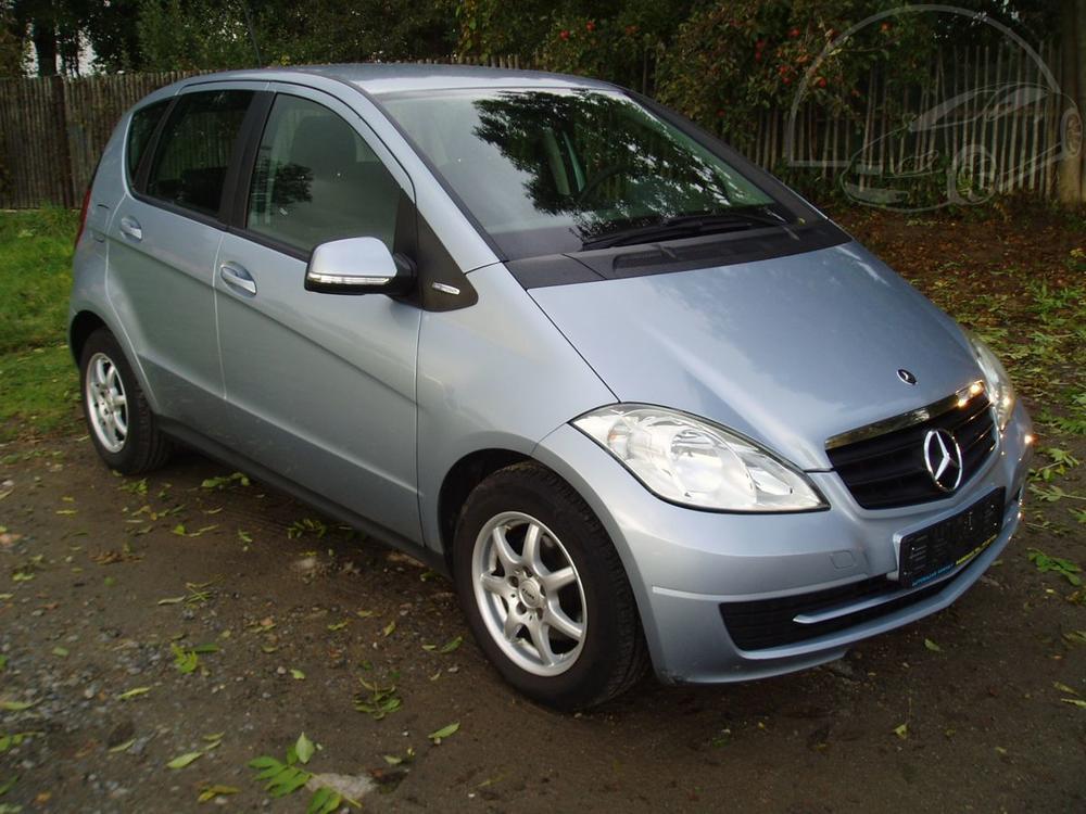Prodám Mercedes-Benz A 170  1.7 i  klima