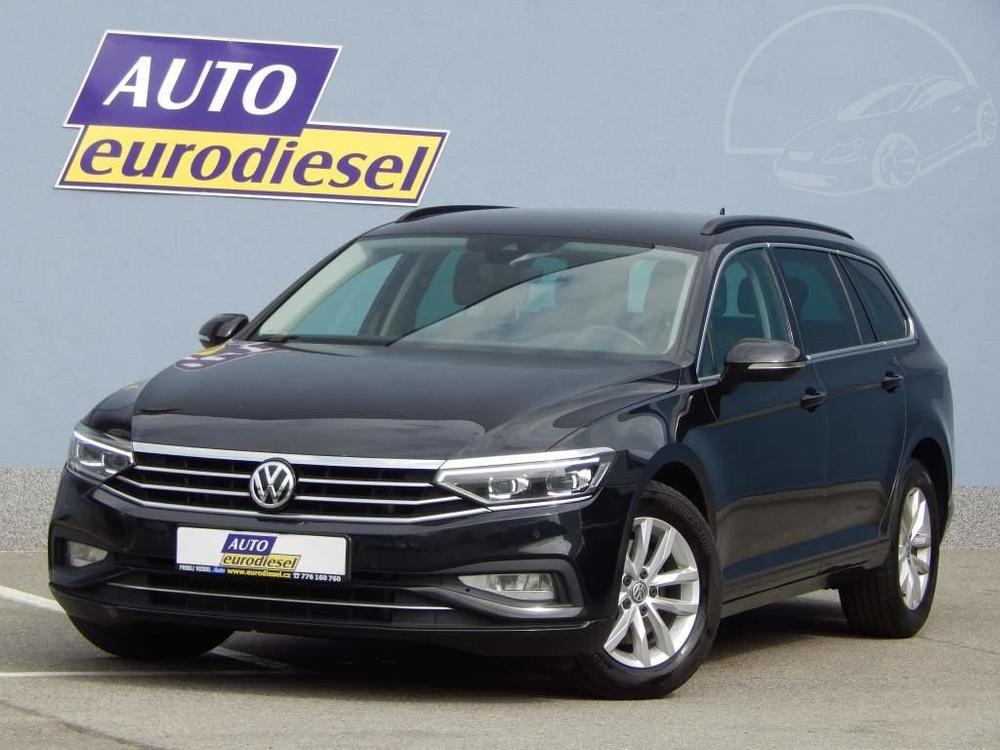 Prodám Volkswagen Passat LED ACC 2.0 TDI COMFORTLINE