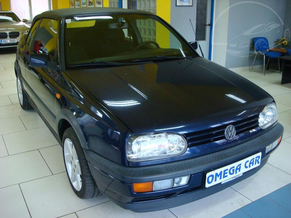 Prodám Volkswagen Golf 1.9 TDI CABRIO