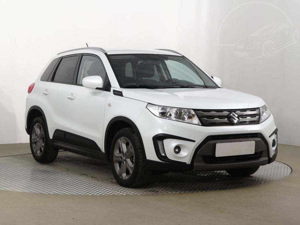 Prodám Suzuki Vitara 1.6 VVT,