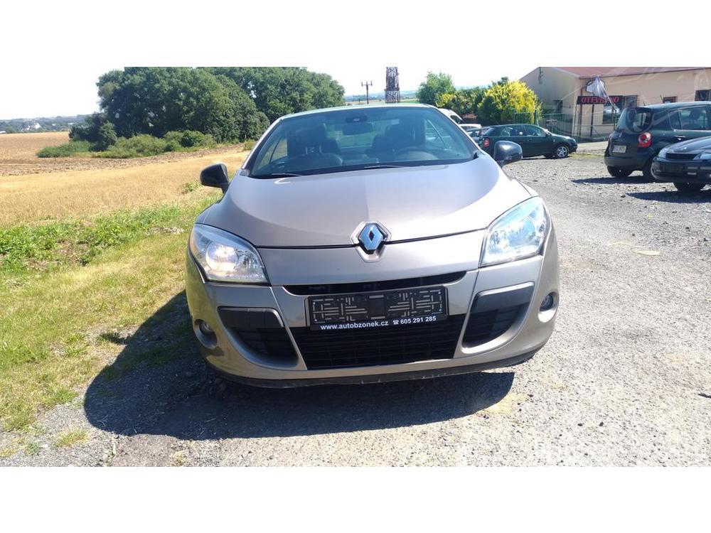 Renault Megane 1.9DCI KABRIO CAR-PASS