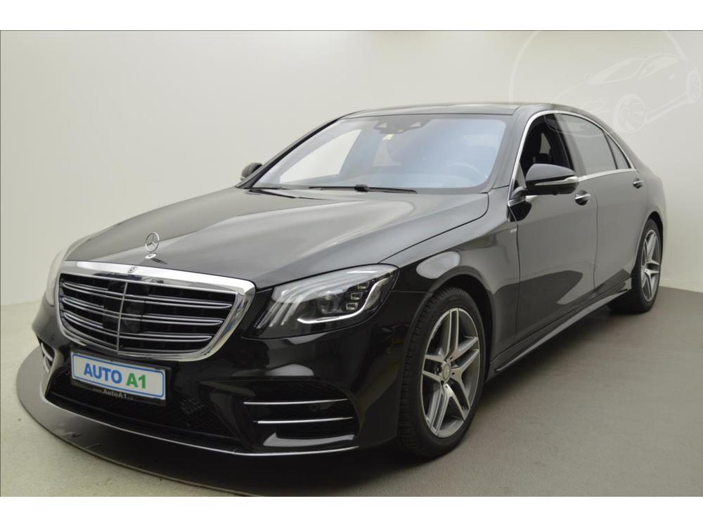 Prodám Mercedes-Benz S HYBRID - BENZIN 270kW PANORAMA