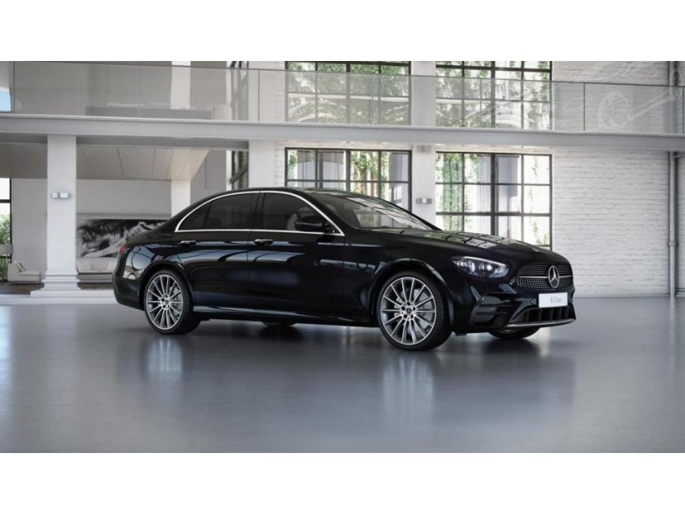 Prodám Mercedes-Benz E E220d 4M nájem od 23.990/měs
