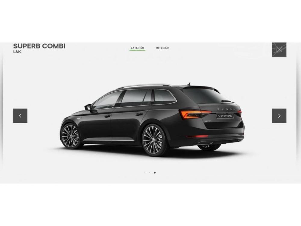 Prodám Škoda Superb Laurin&Klement 2.0TDI 147Kw DS