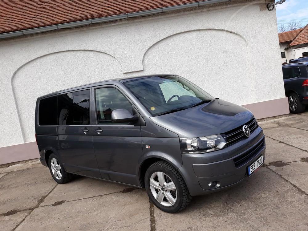 Prodám Volkswagen Multivan 2.0TDI DSG 4-MOTION NAVI 7SEDA