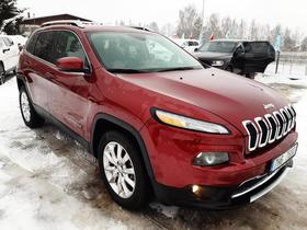Jeep Cherokee 3,2 V6 LIMITED 4x4, top výbava