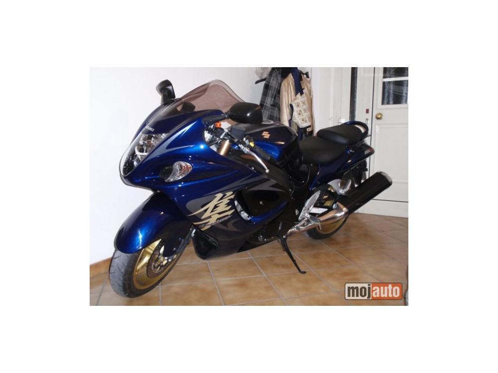Prodám Suzuki Hayabusa