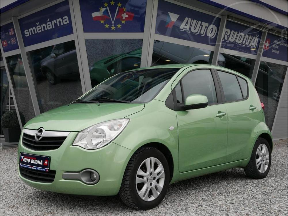 Prodám Opel Agila 1,0i Enjoy ecoFLEX Klima