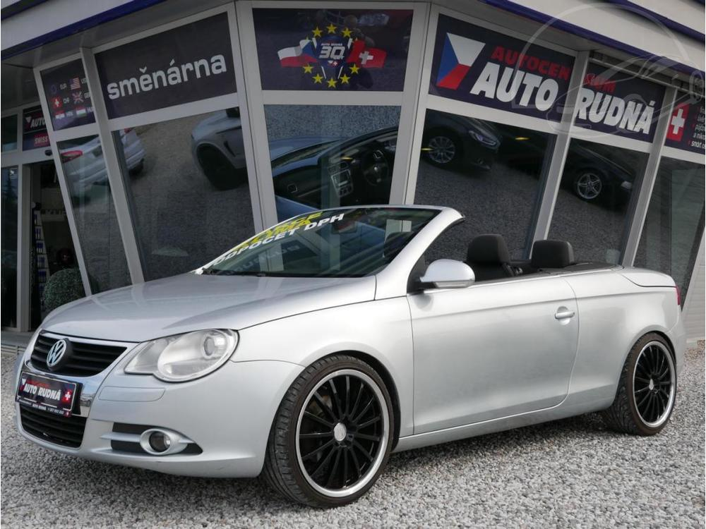 Prodám Volkswagen Eos 2,0 FSI Panorama