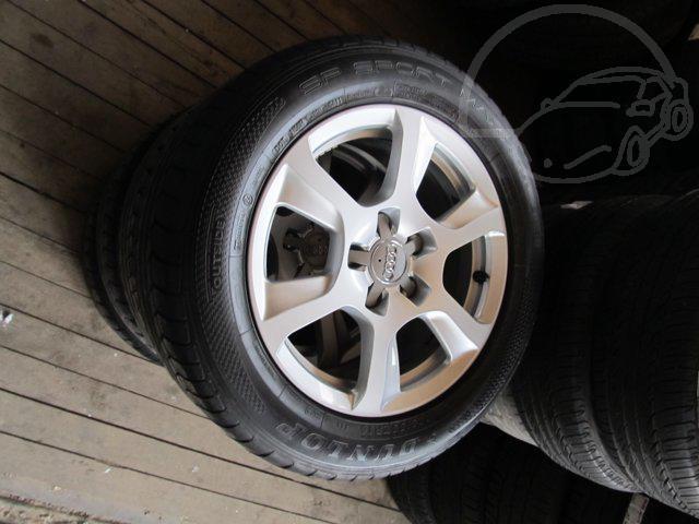 Audi A4 Disk s pneu