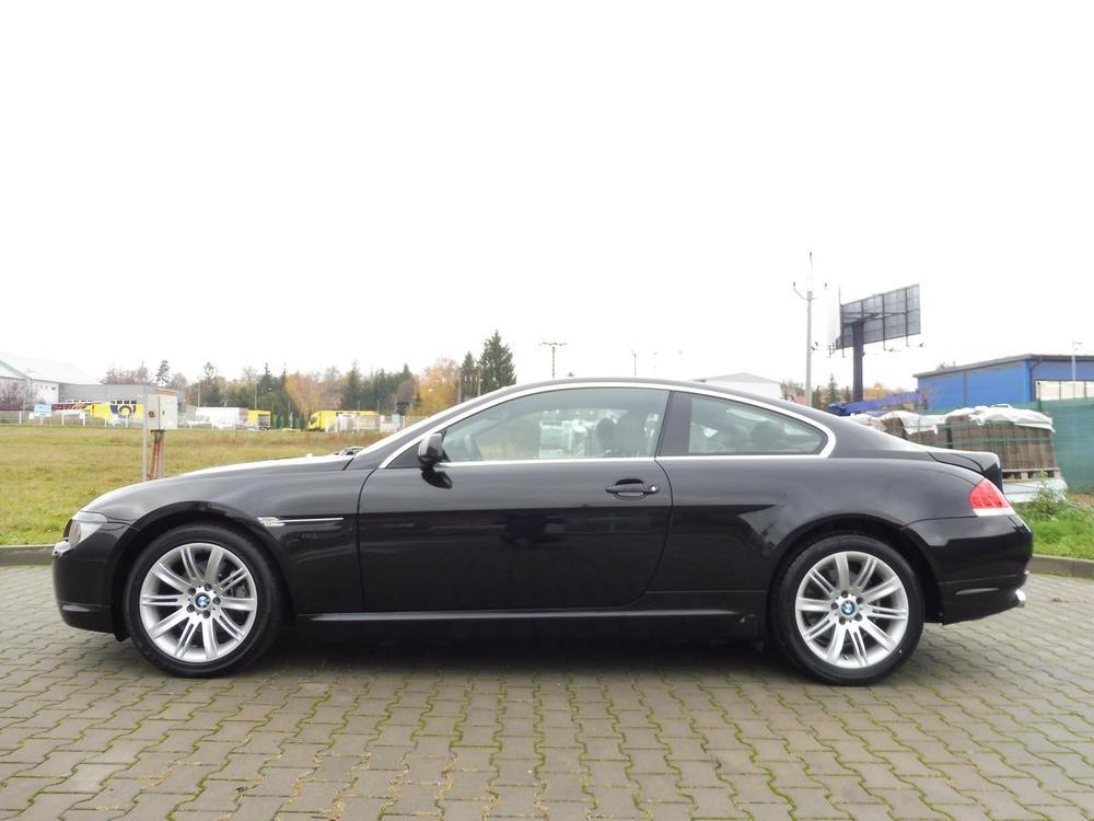 Prodám BMW 6 3.0i 6V 260PS MANUÁL EXTRA!!