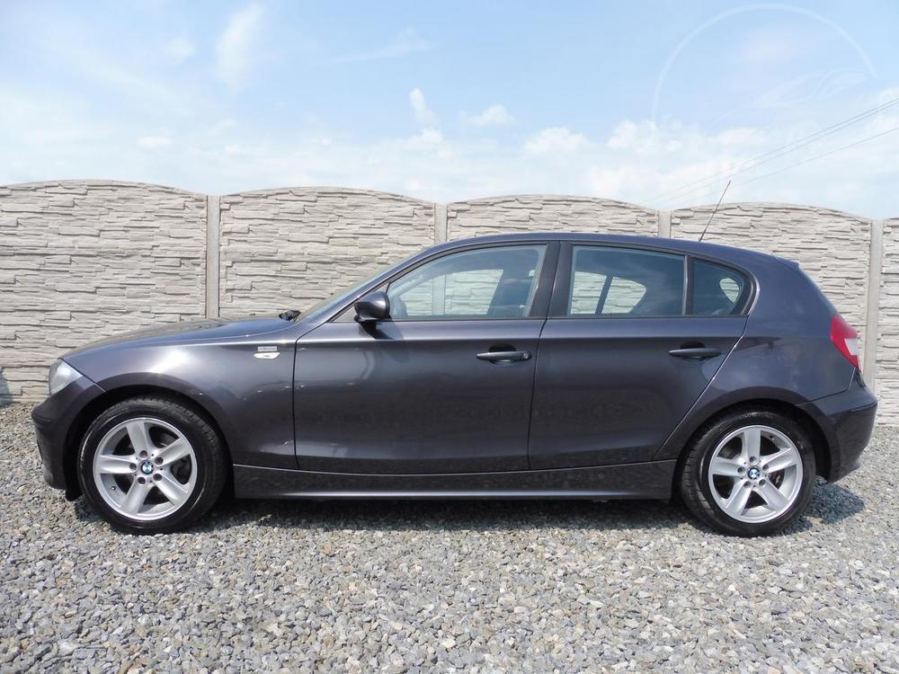 Prodám BMW 118 i 130PS KLIMA 140000KM TOP!