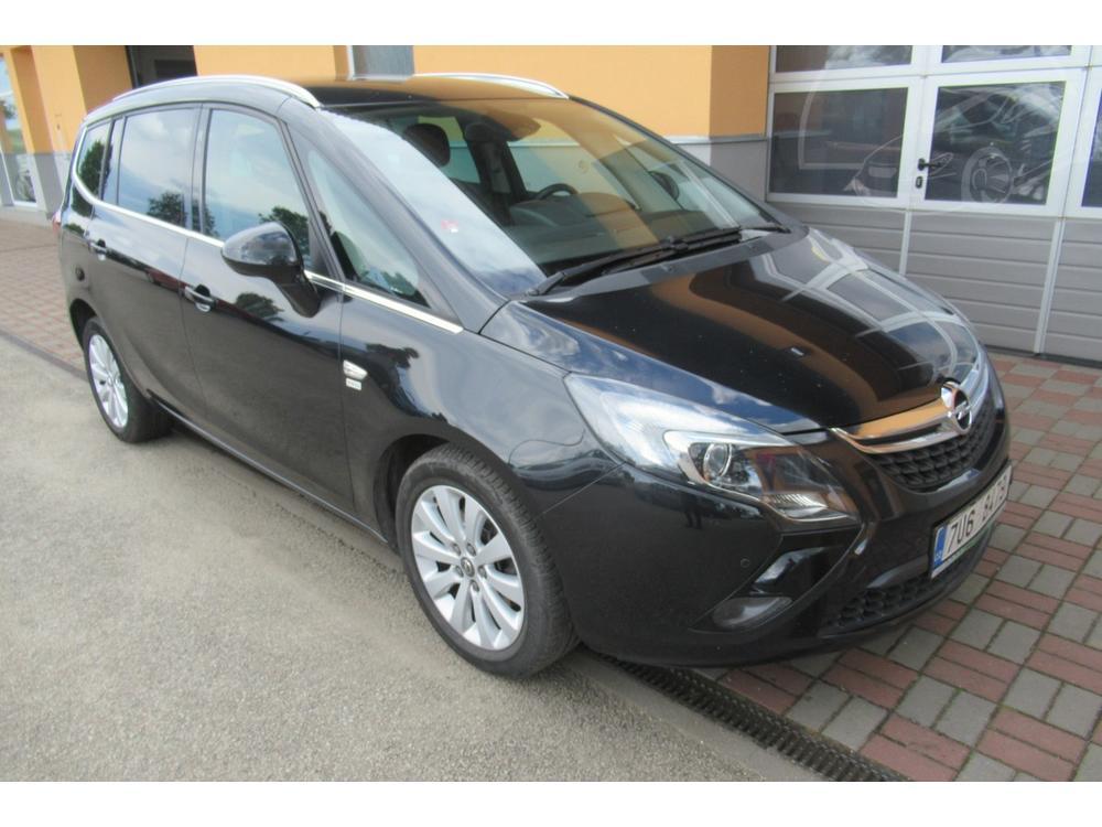 Prodám Opel Zafira 1.6 i CNG CLIMATRONIC NAVI